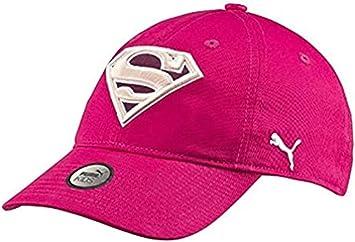 PUMA Kids Superman Cap - Gorra para niño, Color Rosa, Talla Talla ...