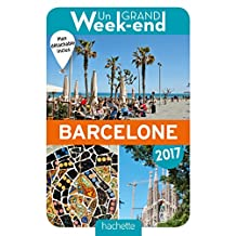 BARCELONE 2017 + PLAN DÉTACHABLE