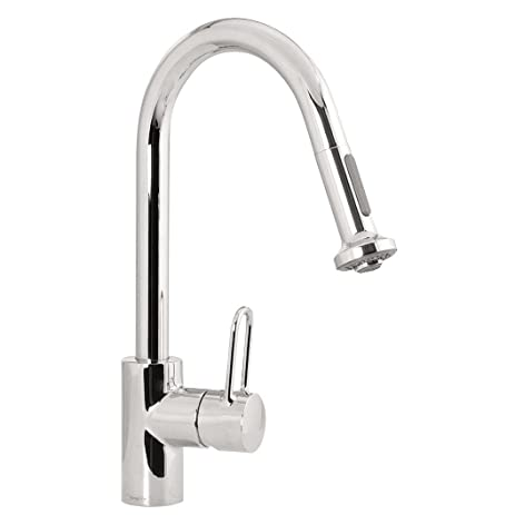 Hansgrohe Metro E High Arc Pull Out Kitchen Faucet Chome