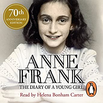 frank the audio diary of book anne