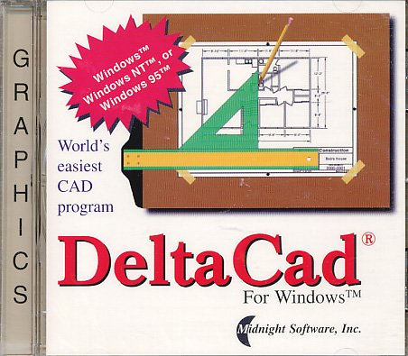 DeltaCad for Windows
