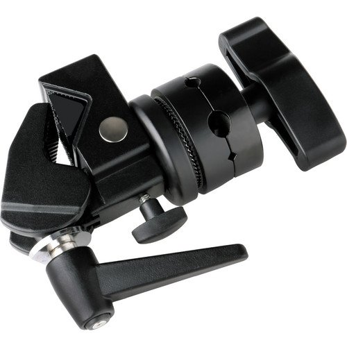 Impact Grip Head with Fixed Super Clamp by Impact