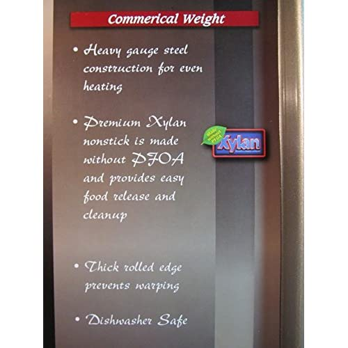 """Commercial Weight Large 17"""" x 11"""" Cookie Sheet: David Burke Kitchen: Non-Stick Bakeware"""