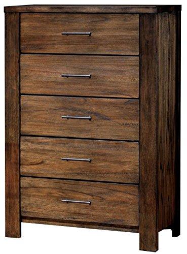 Furniture of America CM7072C Elkton Oak