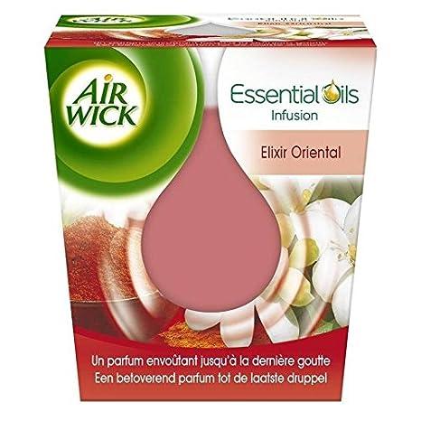 Air Wick Vela Essential Oils Elixir - Patines para los Mandos en Francia - Precio por Unidad: Amazon.es: Hogar