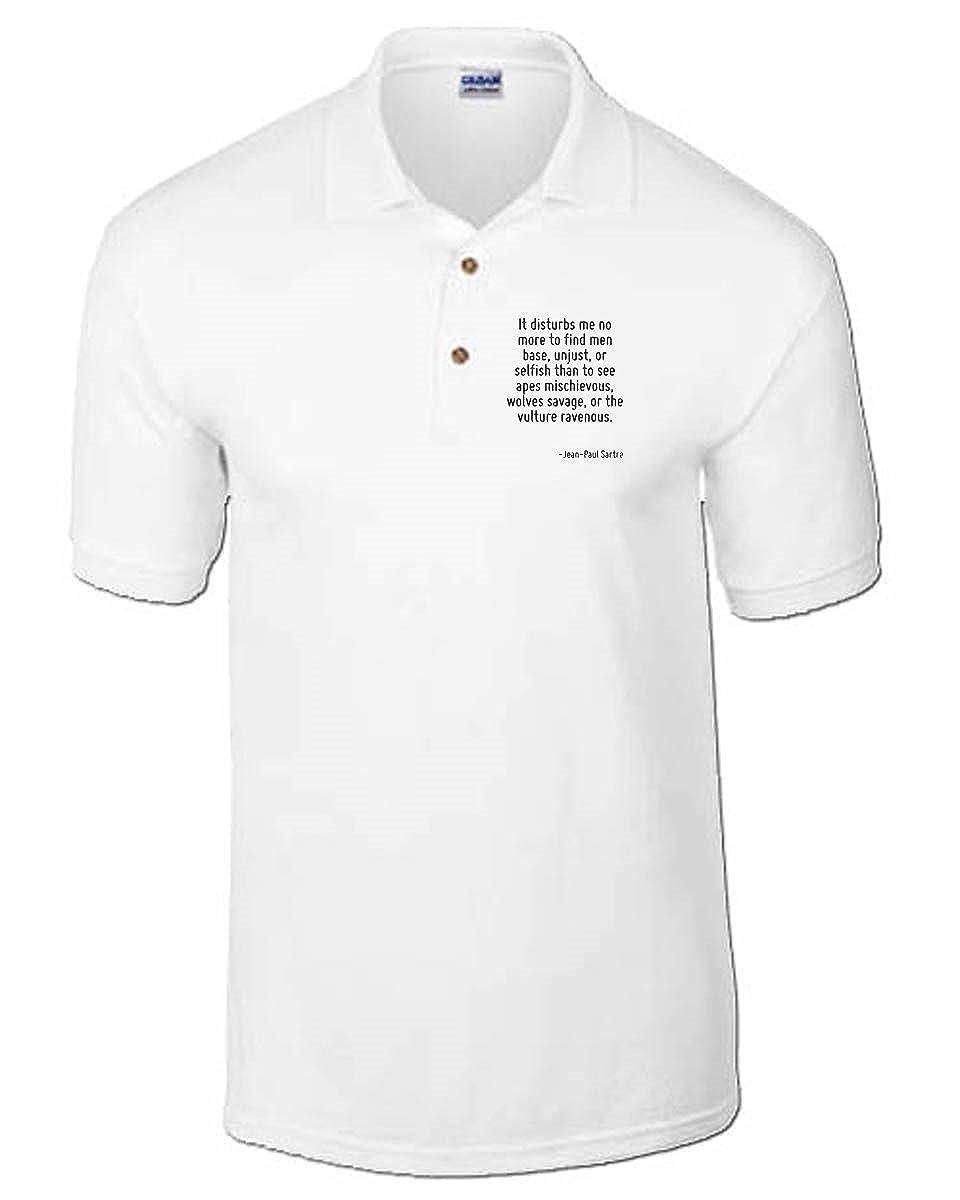 T-Shirtshock - Polo CIT0130 It disturbs me no more to find men ...