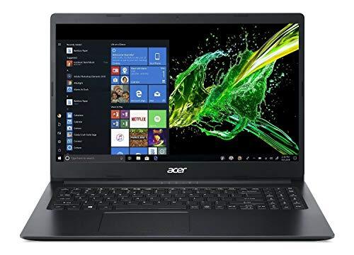 🥇 Acer Aspire 1 15.6 pulgadas Intel Celeron N4000 1.1 GHz 4GB RAM 64GB Flash Win10HS