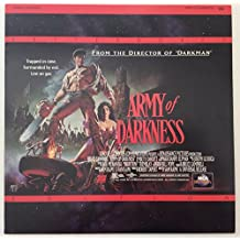 Army of Darkness LASERDISC