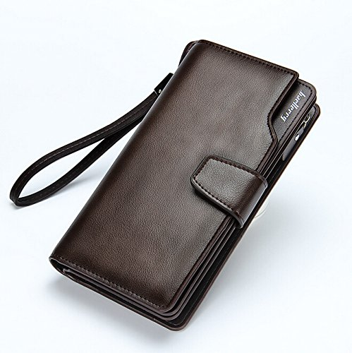 Money coming shop 2017 Baellery men wallets Casual wallet men purse Clutch bag Brand Leather Long Wallet Design Hand Bags For Men Purse Clutch Bag