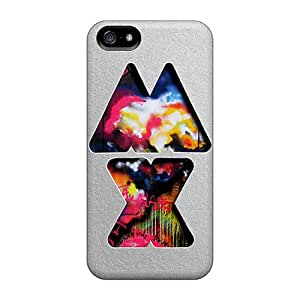 Ideal Adlazquez Case Cover For Iphone 5/5s(mylo Xyloto), Protective Stylish Case
