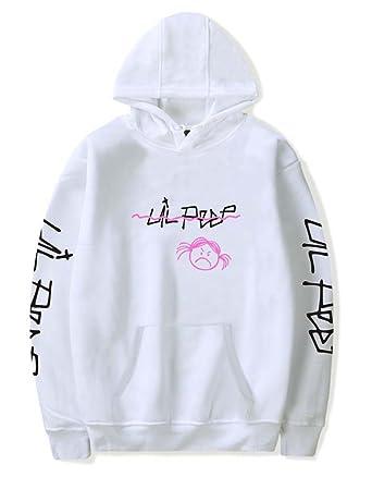 fc302e47028a SIMYJOY Amants Hip Pop Sweats à Capuche Rapper Hip PopPulls Cool Street Fashion  Sweat Shirt pour