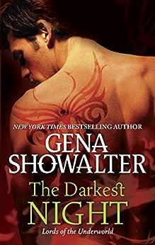 The Darkest Night (Lords of the Underworld) by [Showalter, Gena]