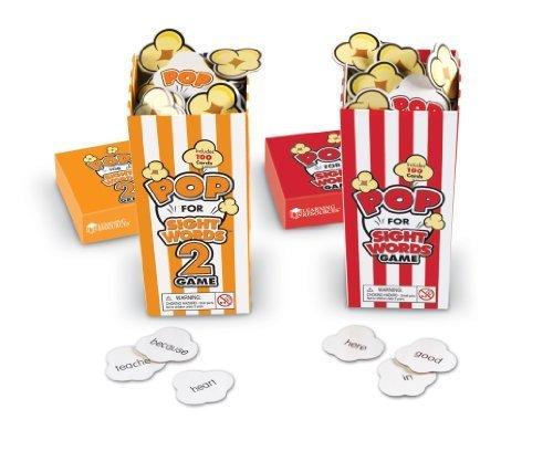 sight word popcorn - 8