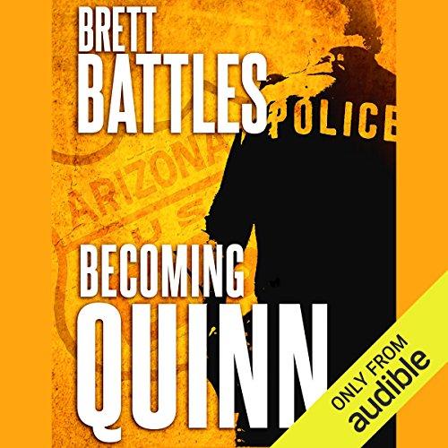 Becoming Quinn: Jonathan Quinn Series Prequel