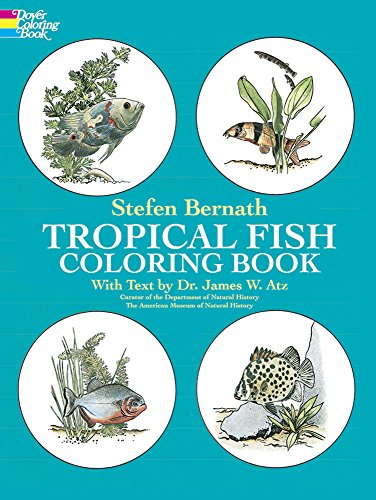 Tropical Fish Books - 9