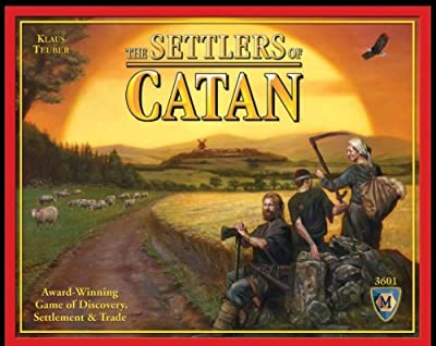 The Settlers Of Catan by Mayfair Games