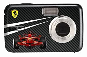 Lexibook Ferrari - Cámara Digital Compacta, (1.5 pulgadas) (importado)