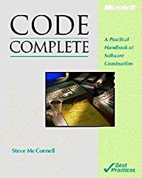 Code Complete (Microsoft Programming) by Steve McConnell (1993-01-01)