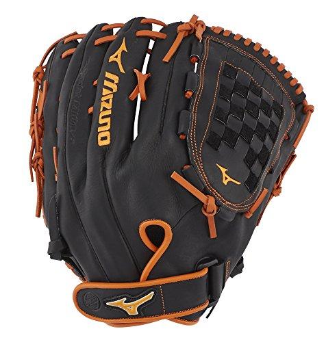 Mizuno GMVP1400PSES7 MVP Prime SE Slowpitch Soft Ball Gloves, 14