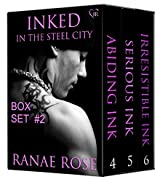 Inked in the Steel City Series Box Set #2: Books 4-6 (Inked in the Steel City Bundle Series)