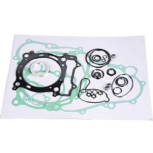 Wingsmoto Complete Tusk Gasket Kit for Top and Bottom End Set YAMAHA YFZ450 YFZ 450 2004-2009