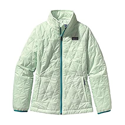 2a91c057e Amazon.com  Patagonia Kids Girl s Nano Puff Jacket (Little Kids Big ...
