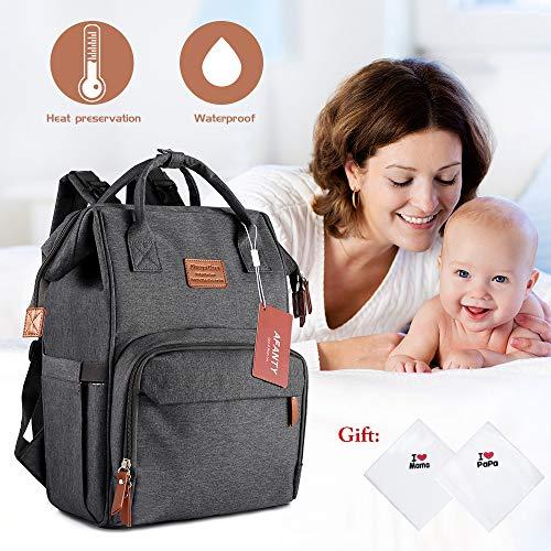 Baby Backpack Diaper Bag for Mom - Diaper Bag Backpack for D