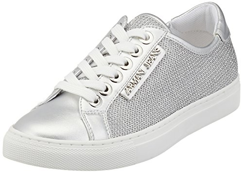 Basses Sneakers Jeans Emporio Femme Armani 9252087p597 Armani wXqng71x6B
