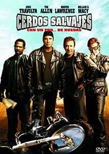 Cerdos Salvajes (Con Un Par... De Ruedas) [DVD]