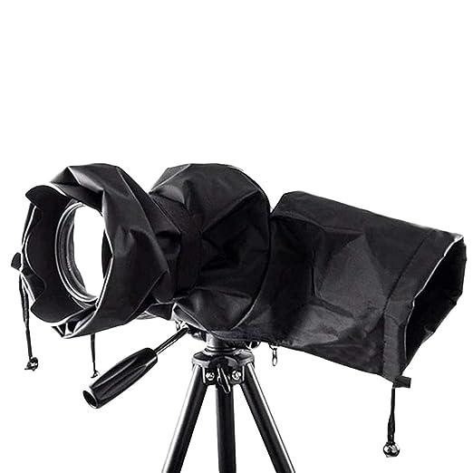 Protector de lluvia para cámara portátil, resistente al agua ...