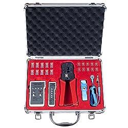 Stalwart Network Connecting & Testing Kit, 24 Piece (75-93250)