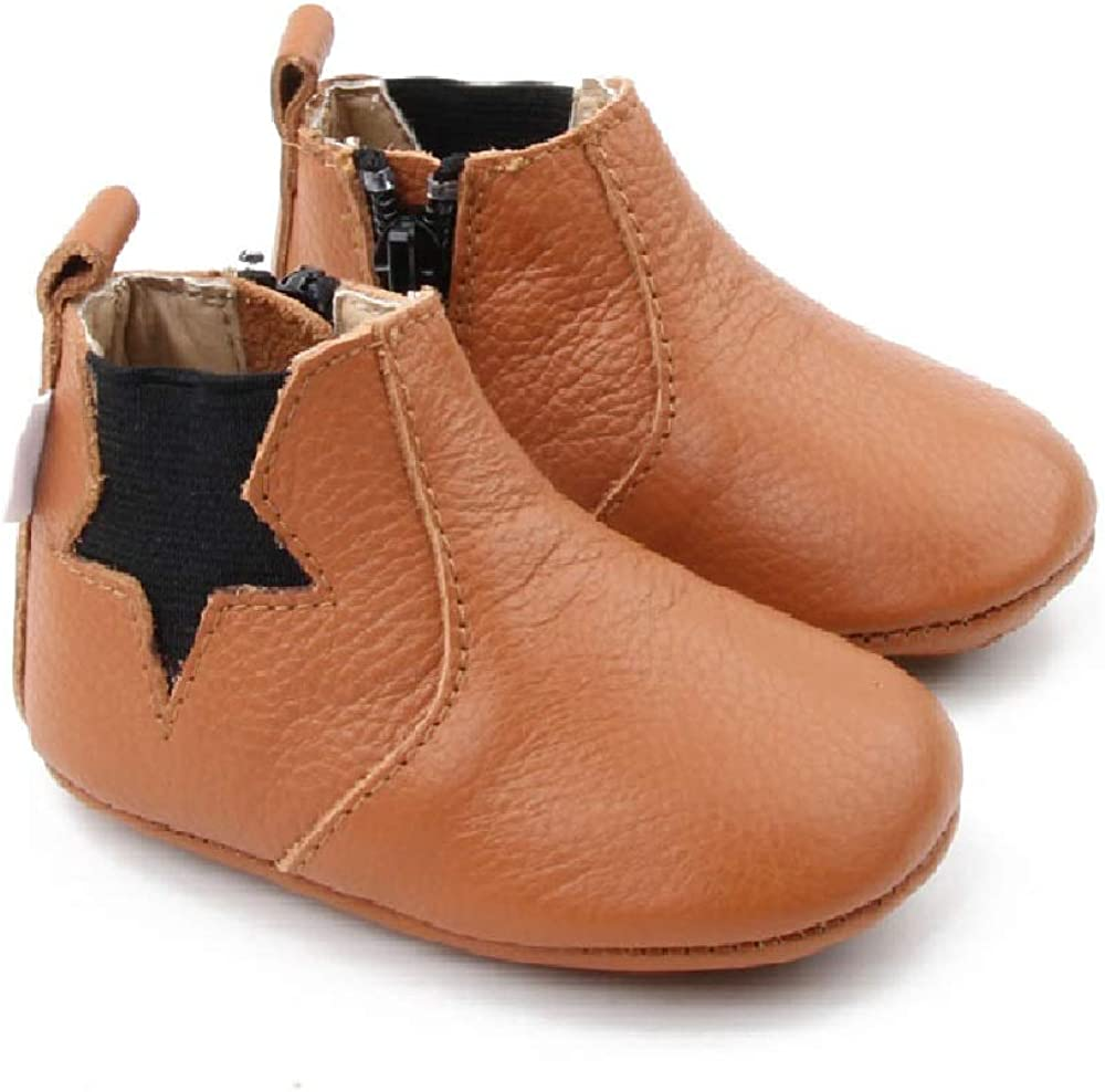 top quality 100% authentic differently Starbie Baby Boots, Baby Booties, Leather Baby Chelsea Boots ...