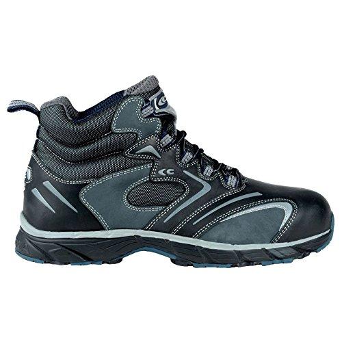 Cofra NEW Fitness S3SRC par de zapatos de seguridad talla 46NEGRO