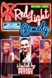 Red Light Comedy Live from Amsterdam Volume Three - Comedy DVD, Funny Videos