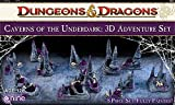 D&D Caverns of the Underdark 3D Set