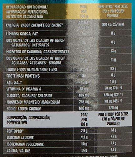 GoldNutrition Goldrink Premium Isotónico, Sabor Frutos Rojos - 750 gr: Amazon.es: Salud y cuidado personal