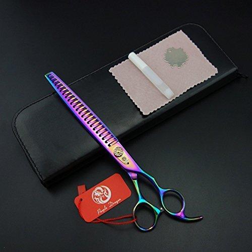 8.0in. Professional Pet Scissors,Thinning Scissors,Dog thinning shears,Dog grooming scissors,23 teeth,440C,A446