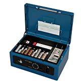 Iris safety box A4 Blue SBX-A4 (japan import)