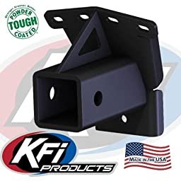 2017 Arctic Cat Wild Cat 1000 Rear 2 Inch Receiver Hitch by KFI Products 101135