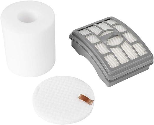 Furnoor Ajuste del Filtro para el Kit de Accesorios para aspiradora de Cartucho de Filtro de algodón + Filtro Nv500 (Xs1011): Amazon.es: Hogar