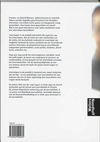 Interviewen In De Praktijk 9789001500962 Amazoncom Books