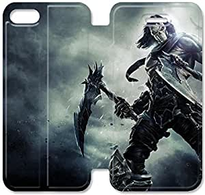 iPod Touch 5 Case Black Dark Souls Phone Case Cover Durable Personalized CZOIEQWMXN21476