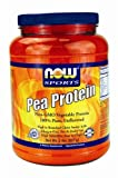 Now Foods Pea Protein (Unflavored, 4 lbs) by Now Foods