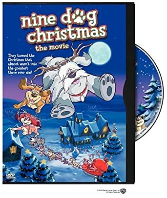 nine dog christmas the movie - Amazon Christmas Movies