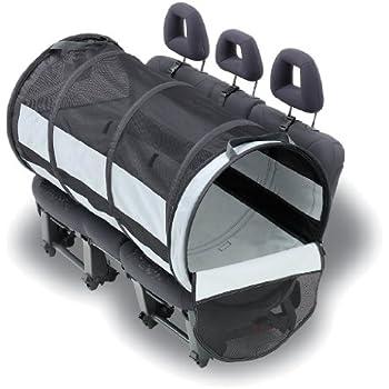 Amazon Com Petego Pet Tube Car Kennel Large Pet Crates Pet Supplies