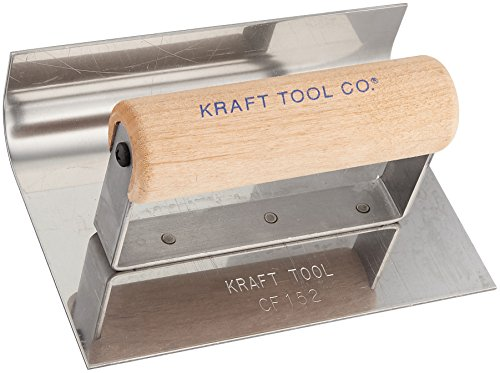 Kraft Tool CF152 3/4-Inch Radius Inside Curb and Sidewalk...