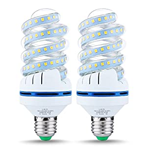 LOHAS SWEETY STYLE PAR20 Dimmable LED Bulb 9Watt 5000k Daylight 3000K Soft White E26 Base LED Bulb, 60W Incandescent Replacement,Candelabra Torpedo Shape,