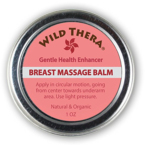 Wild Thera Concentrated Herbal Relief for Breast Soreness. Use for PMS and healthy breast tissue. Increase circulation, blood flow and lymph drainage. Use during PMS, Menopause, Breastfeeding etc.