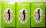 (3 Packs) Best Seller..50 Tea Bags Slimming German Herb Sliming Tea Lose Weight Burn Diet Slim Fit Fast Detox..with Complimentary For Sale