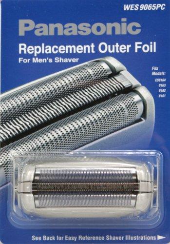 Panasonic WES9065PC Men's Electric Razor Replacement Outer Foil -